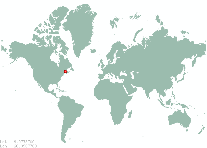 Places in canada find information on all places in canada canada new england settlement in world map gumiabroncs Choice Image